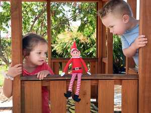 Find Fraser Elf - 3yo Alayah Smith and 3yo Harrison