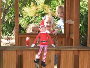 Find Fraser Elf - 3yo Alayah Smith, 4yo Addisen