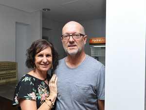 Geraldine Grimish and Brad Grimish