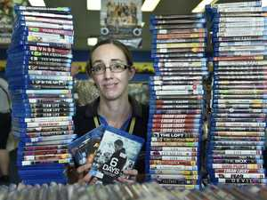 Blockbuster manager 'bittersweet' on store's closure