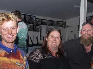 Thomas Nash, Tammy Nash and Jason Nash.