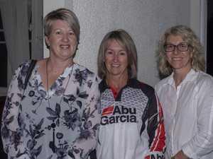 Leanne Sweet, Leslie Burnell and Kim Grace.