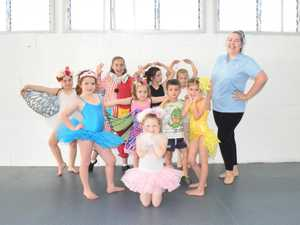ARTISTIC DANCE: Ms Rainbow's Performing Arts Studio