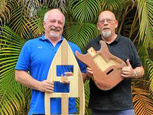 Men's Shed lends helping hand with mateship, new skills