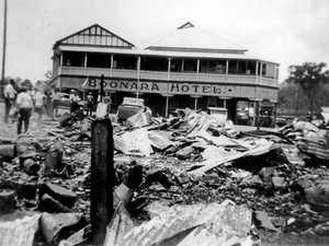 A CHRISTMAS NIGHTMARE: Goomeri Hotel burns down, kills eight