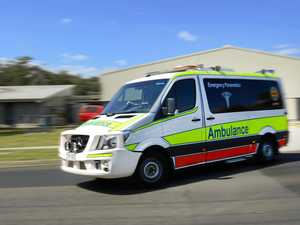 Motorcyclist transported to Gympie Hospital after crash