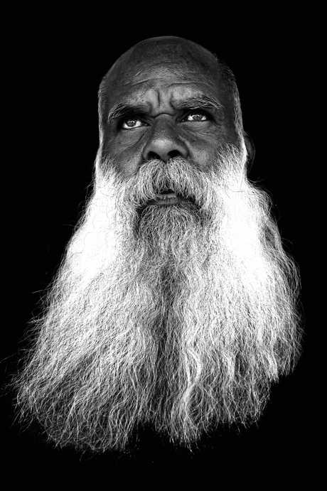 Marc Stapelberg's portrait of Steven which received second place in the Portrait-Professional category in the Black and White Spider Awards.
