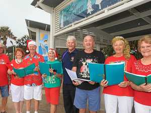 Raise your voice at Carols by the Coast