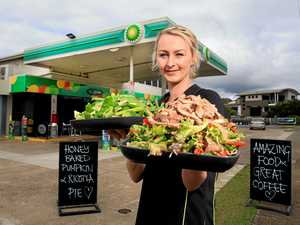 Murwillumbah business serves up fresh food at the fuel pump
