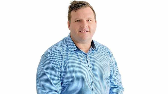 CANDIDATE: Brendan Bunyan has join the ranks of the Katter's Australian Party as their candidate for the seat of Dawson at the next federal election.