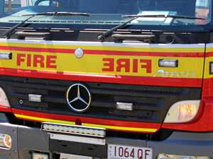 UPDATE: Grass fire south-west of Gladstone