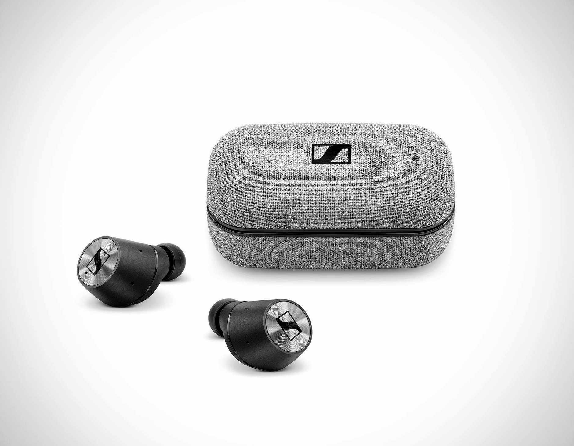 EXCEPTIONAL: Sennheiser's Momentum True Wireless earphones.