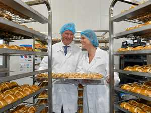 Coast's latest state-of-the-art gluten free bakery unveiled