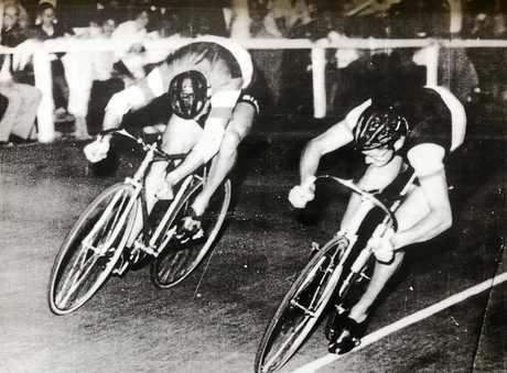 STORY OF: Jim Cross, a Fraser Coast cycling star.