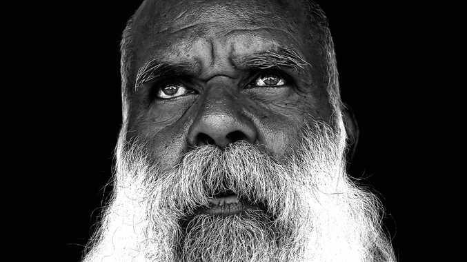 Casino man's 'fabulous' beard inspires stunning portrait