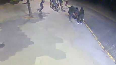 He was robbed of his mobile phone and wallet. Picture: Victoria Police.