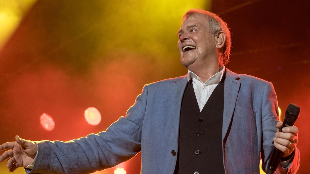 John Farnham never claimed he retired, and will play to 110,000 fans this year. Picture: Supplied