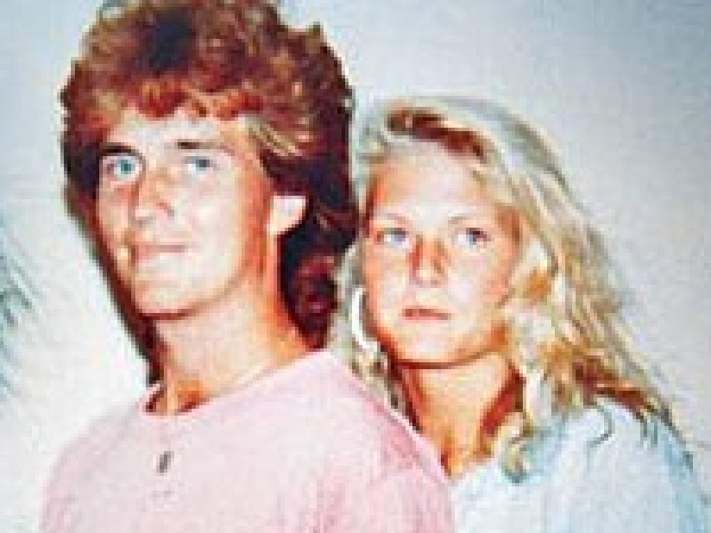 Heidi Paakkonen and her fiance Sven Hoglin were murdered in 1989. Picture: Supplied