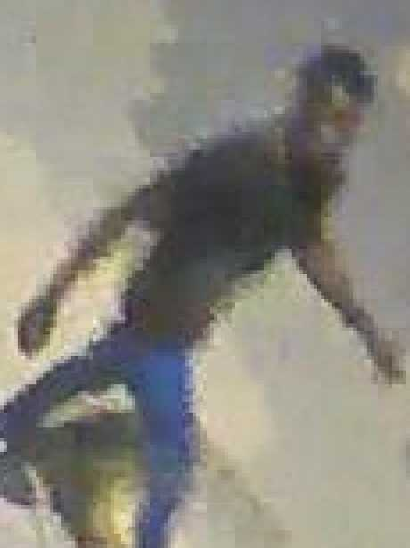 An image of the men police wish to speak to over a bashing on St Kilda foreshore. Picture: Victoria Police