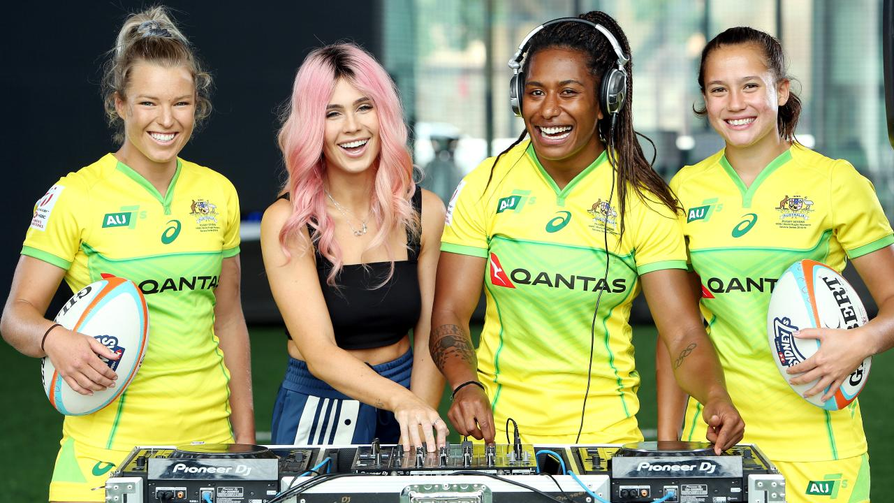 She is set to perform at the Sydney Sevens event early next year. Picture: Tim Hunter