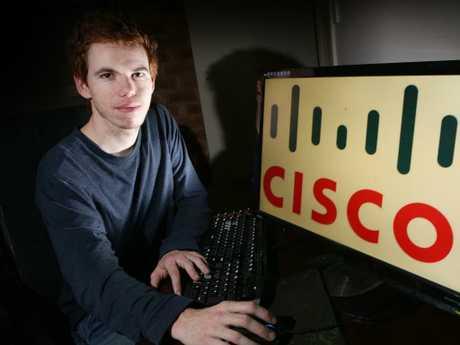 Luke Munday was profiled by Cisco last year.