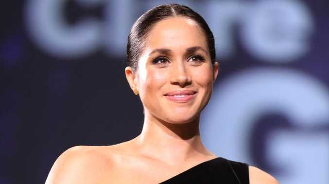 Meghan stuns in surprise appearance