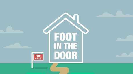 Welcome to news.com.au's regular first homebuyer's column, Foot in the Door.