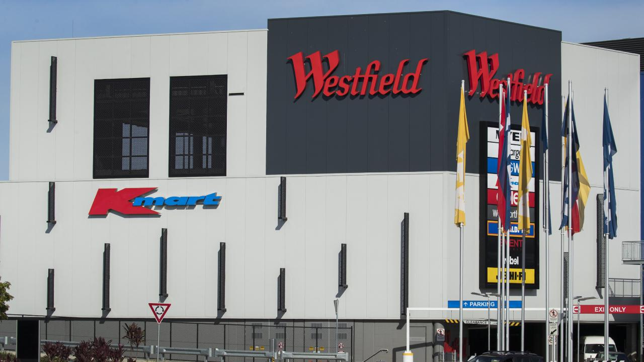 The alleged abduction happened at the busy Westfield North Lakes shopping centre.