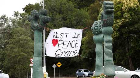 Tributes are being paid to the British backpacker across New Zealand. Picture: Fiona Goodall/Getty Images)