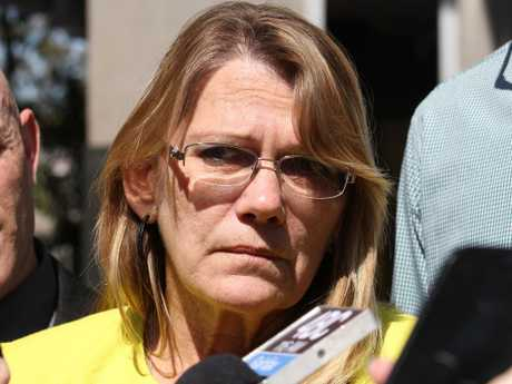 Shandee Blackburn's mother Vicki Blackburn has received word that an inquest will be held.