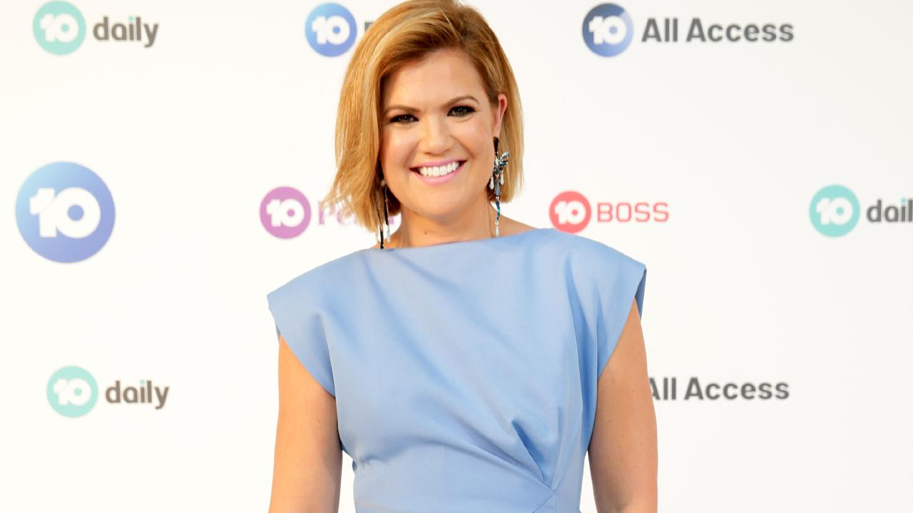 Sarah Harris used to be a reporter on the Today show. Picture: Jonathan Ng