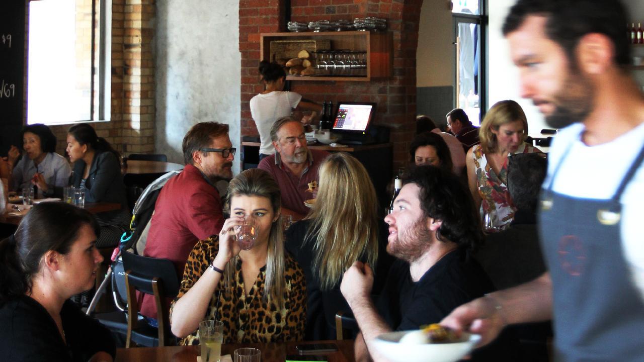 Julius Pizzeria, South Brisbane. Photo Michael Ross