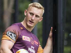 Baby Boyd could be Brisbane's new Alf