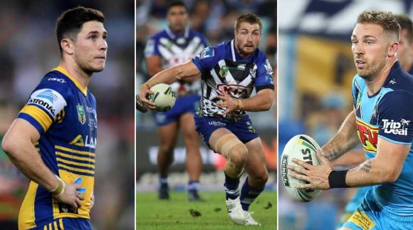 NRL players with a point to prove in 2019.