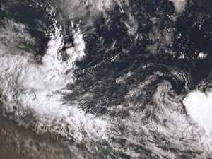 Zombie cyclone to cause wild weather in Toowoomba