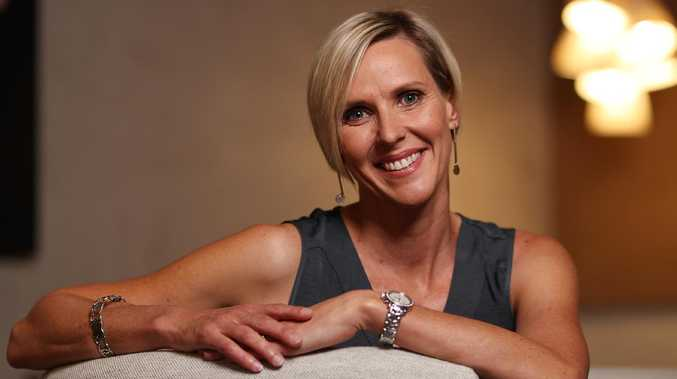Susie O'Neill hasn't ruled out botox to beat her insecurities about ageing. Picture: Peter Wallis