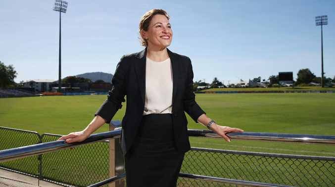 The royalties boom will make life easier for Treasurer Jackie Trad.