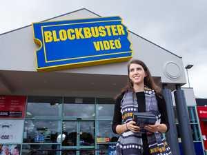 CLOSING DOWN: Toowoomba's last Blockbuster to shut
