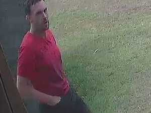 Police hunt toilet window intruder after property theft