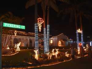 1 Pickering Ct, Tewantin's 2018 Christmas light