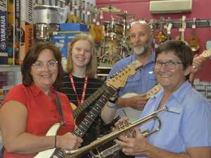 Touch of Toowoomba: Bandland