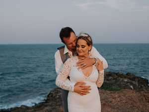 Engaged and married on same day: Amelia & Ben Holgate