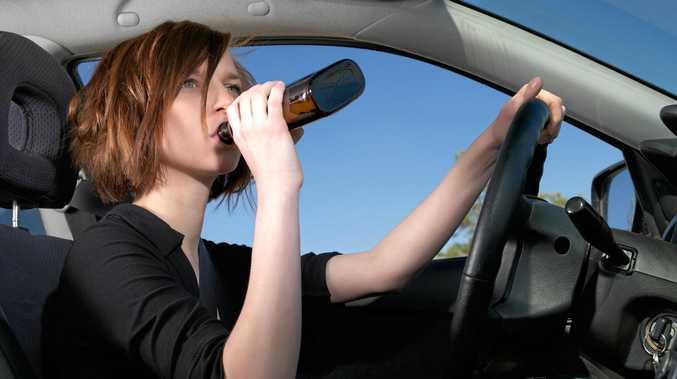 GENDER BENDER: Women driving Coast's drink-drive shame