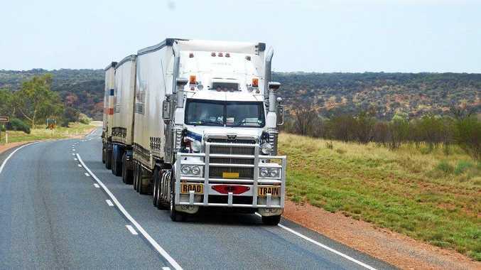 Truck Australia generic