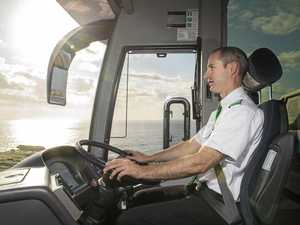 Do you want to be a bus driver?