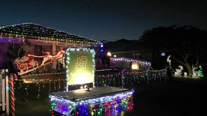 Updated Christmas lights map: Where to see street displays