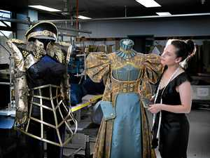 Incredible creations from TAFE fashion students