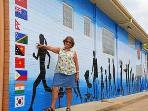 Mundubbera's new mural celebrates diversity