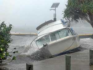 Cyclonic winds, 200mm of rain to lash Sunshine Coast
