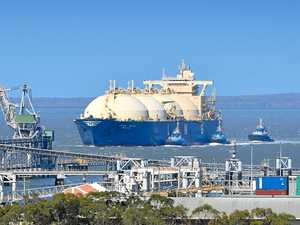 Australia takes global LNG export crown for first time